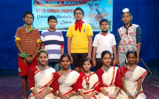 ymca interschool dance competiton